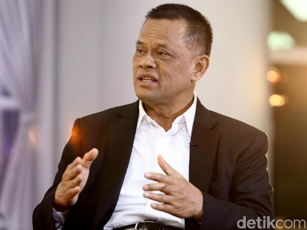 Gerindra: Gatot yang Menghadap Prabowo Nyatakan Siap Nyapres