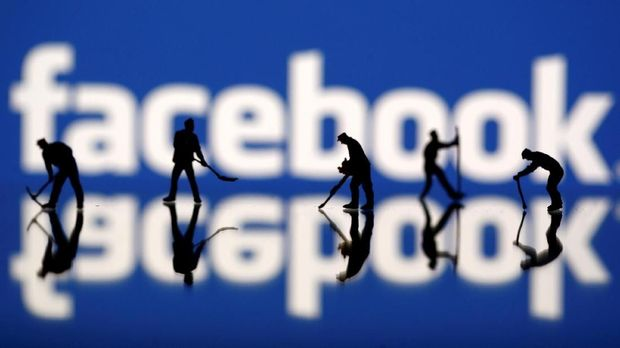 Cerita 'Sengit' Sri Mulyani Versus Facebook Terkait Pajak