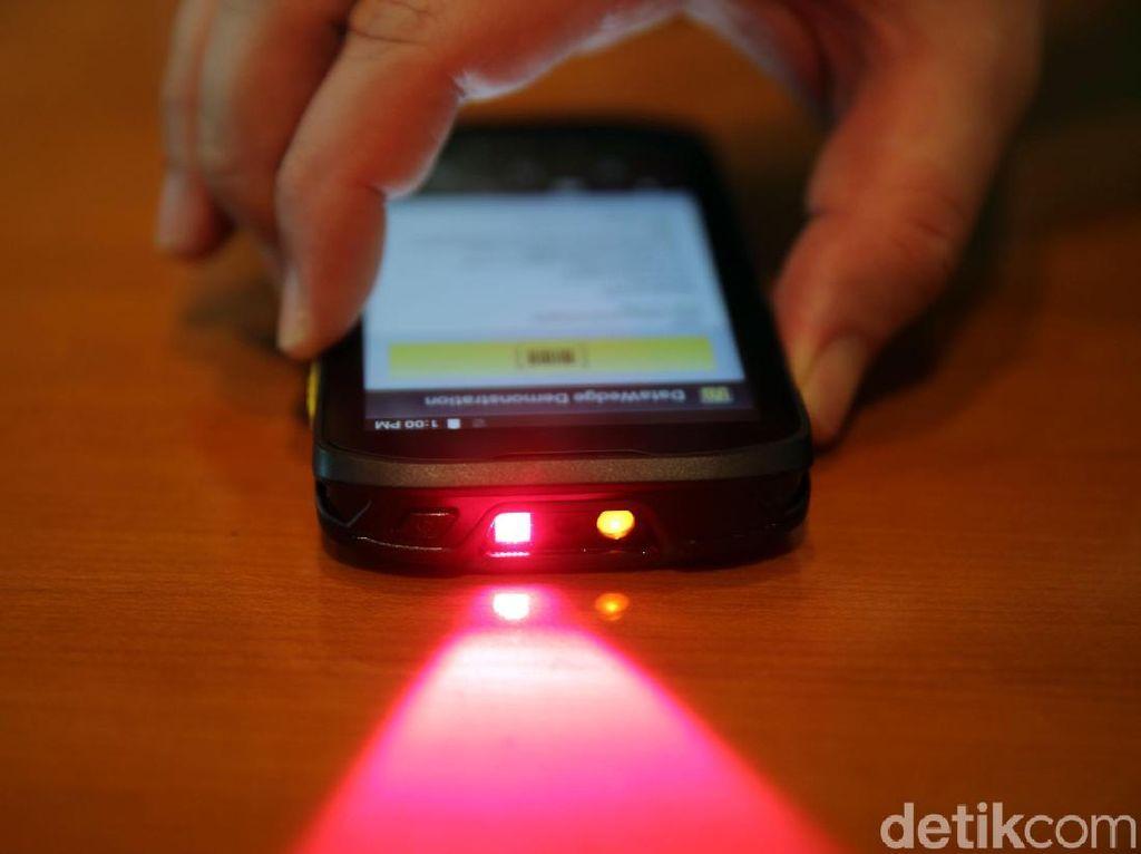 Zebra TC 25, Android Tahan Banting Buat UKM