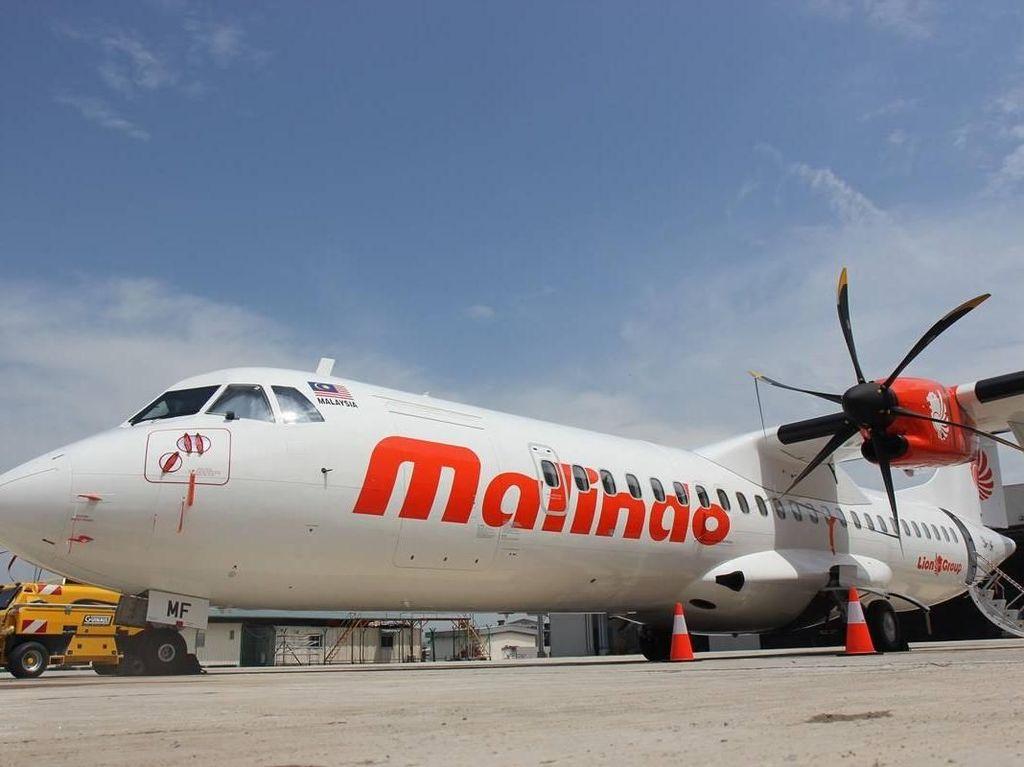 Lion Group Hentikan Sementara Penerbangan ke Wuhan China