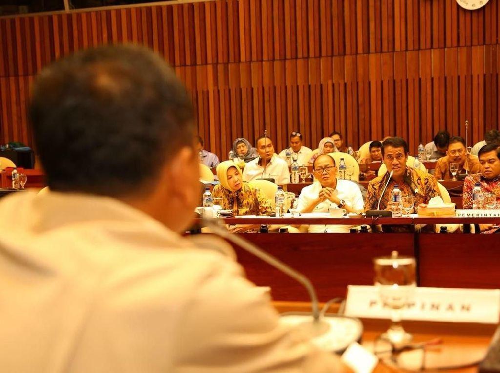 Mentan dan DPR Godok Pembentukan Badan Karantina Nasional