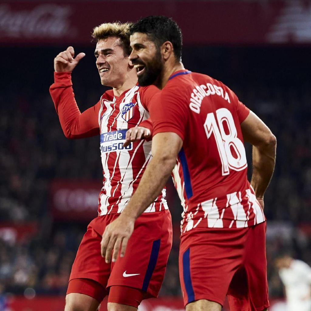 Diego Costa: Jangan Pergi, Griezmann