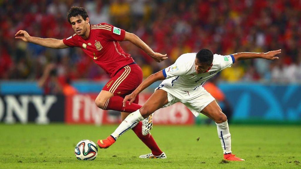 Javi Martinez Mencari Jalan ke Piala Dunia