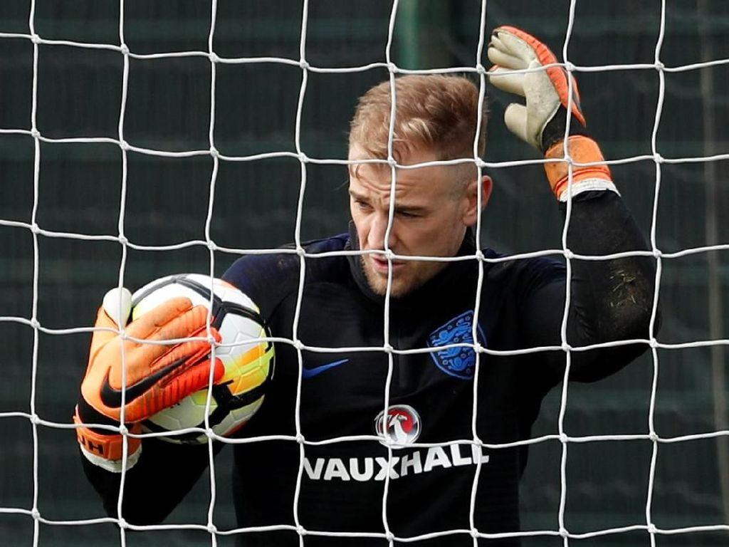 Joe Hart Berharap Masih Nomor Satu untuk Inggris