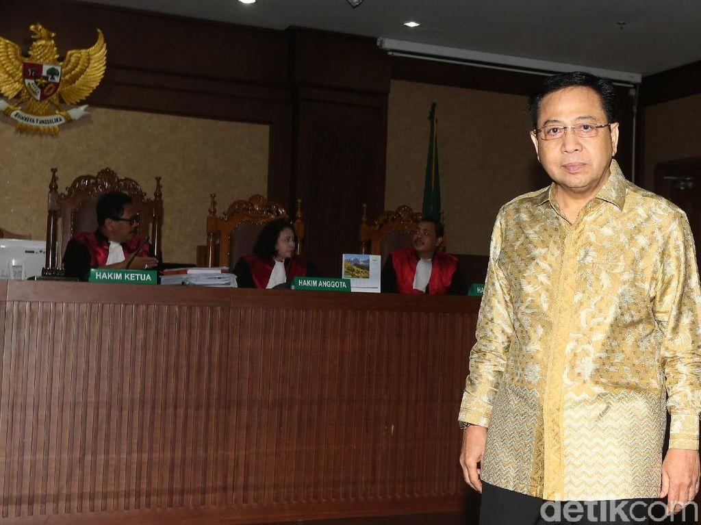 Nyanyian Novanto Seret 10 Nama Baru di Kasus e-KTP