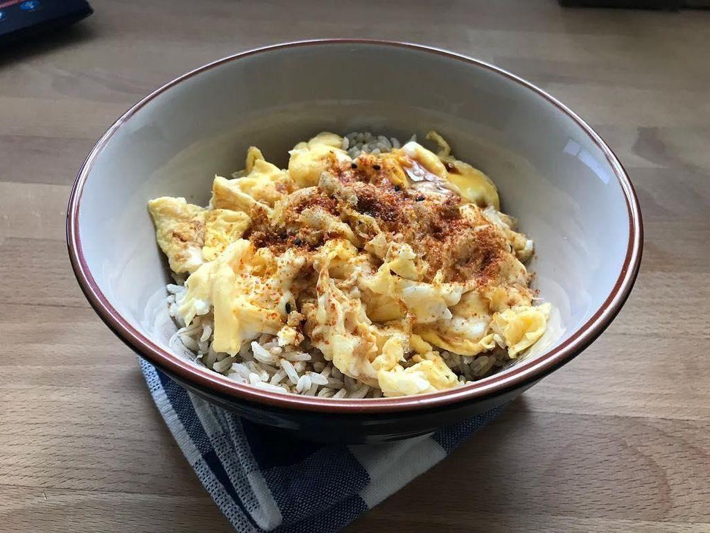 Bosan Telur Ceplok, Scrambled Egg  Olahan Netizen Ini Bisa Jadi Inspirasi Sarapan