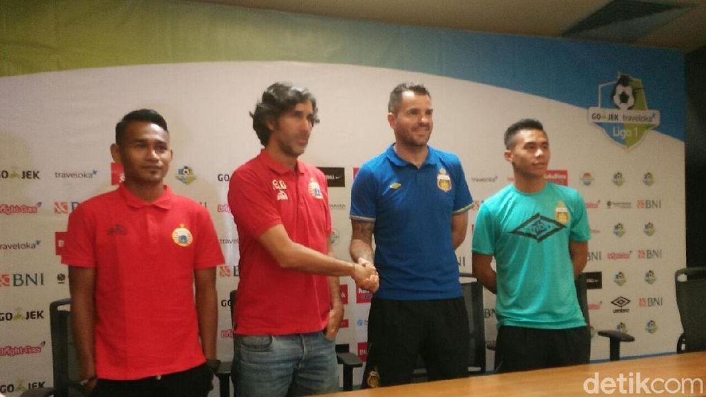 Lawan Persija Bakal Jadi Laga Berat untuk Bhayangkara FC
