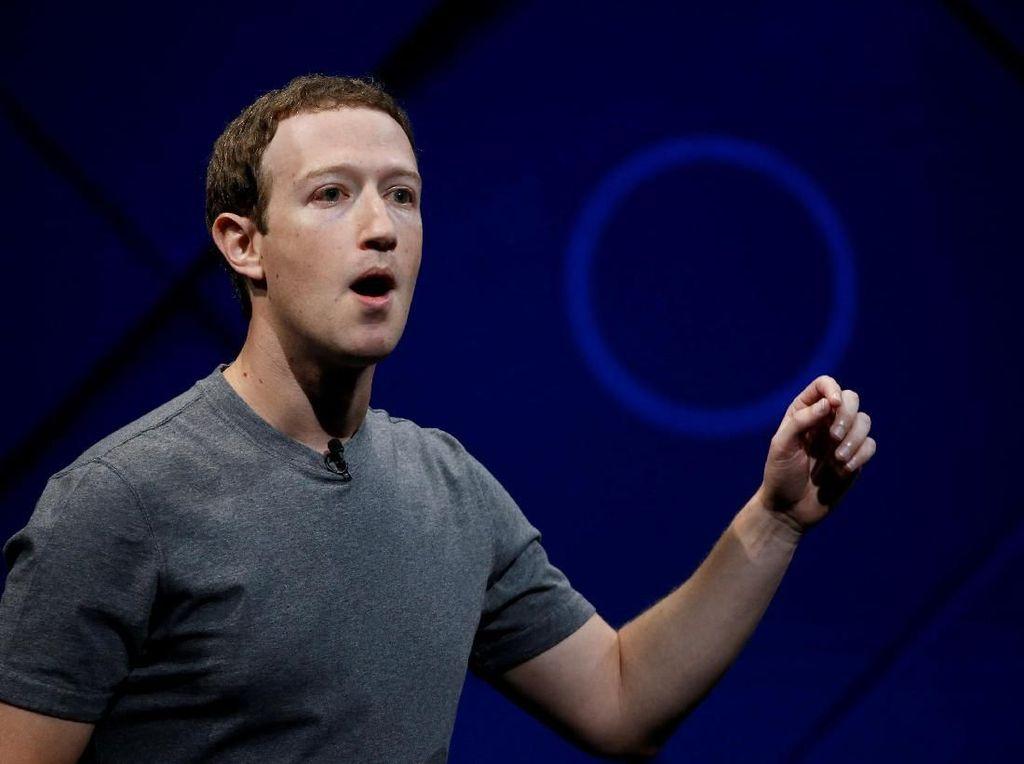 Zuckerberg Marah, Donald Trump Diblokir Tanpa Batas