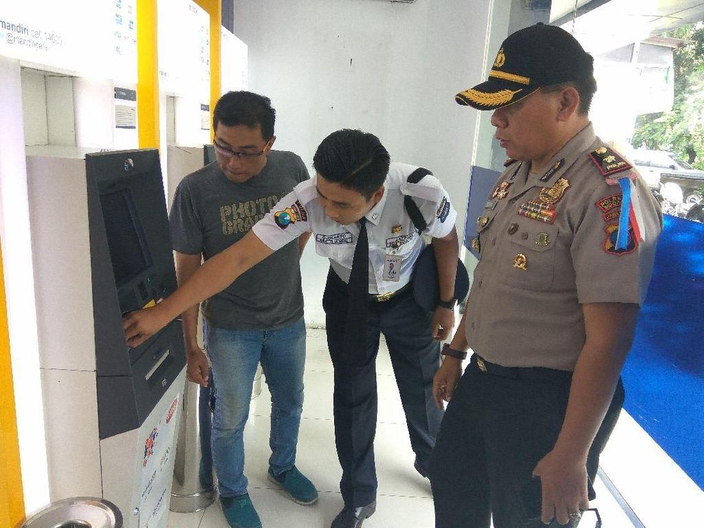Di Sidoarjo, Polisi Imbau ATM Diperiksa Tiap Satu Jam Sekali