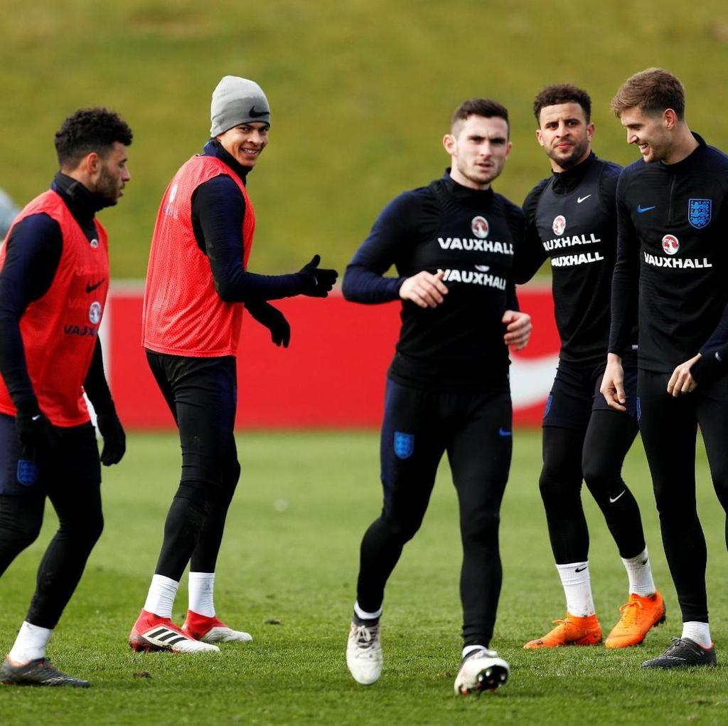 Kegagalan di Piala Eropa 2016 Bikin Inggris Lebih Kuat