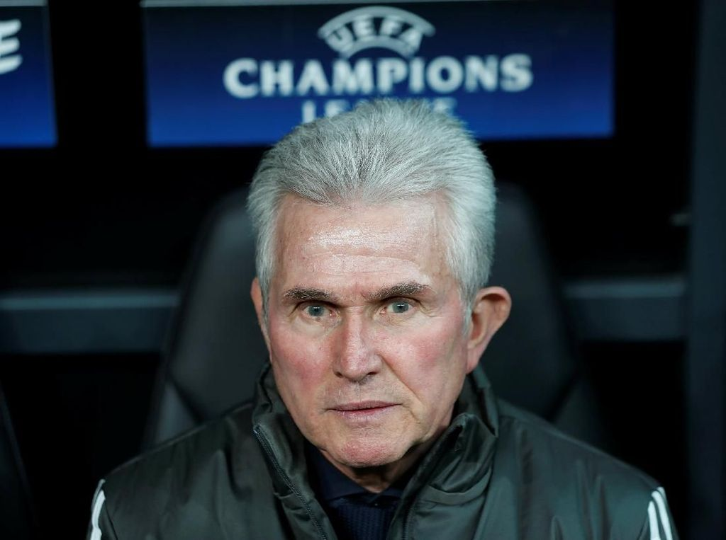 Heynckes Idamkan Bayern vs Liverpool di Final