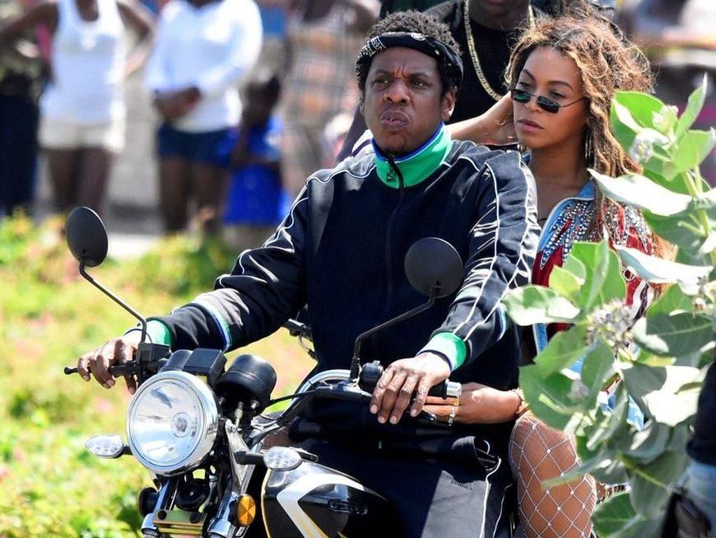 Jay-Z Kenang Kobe Bryant Ingin Putrinya Jadi Pebasket Terbaik di Dunia