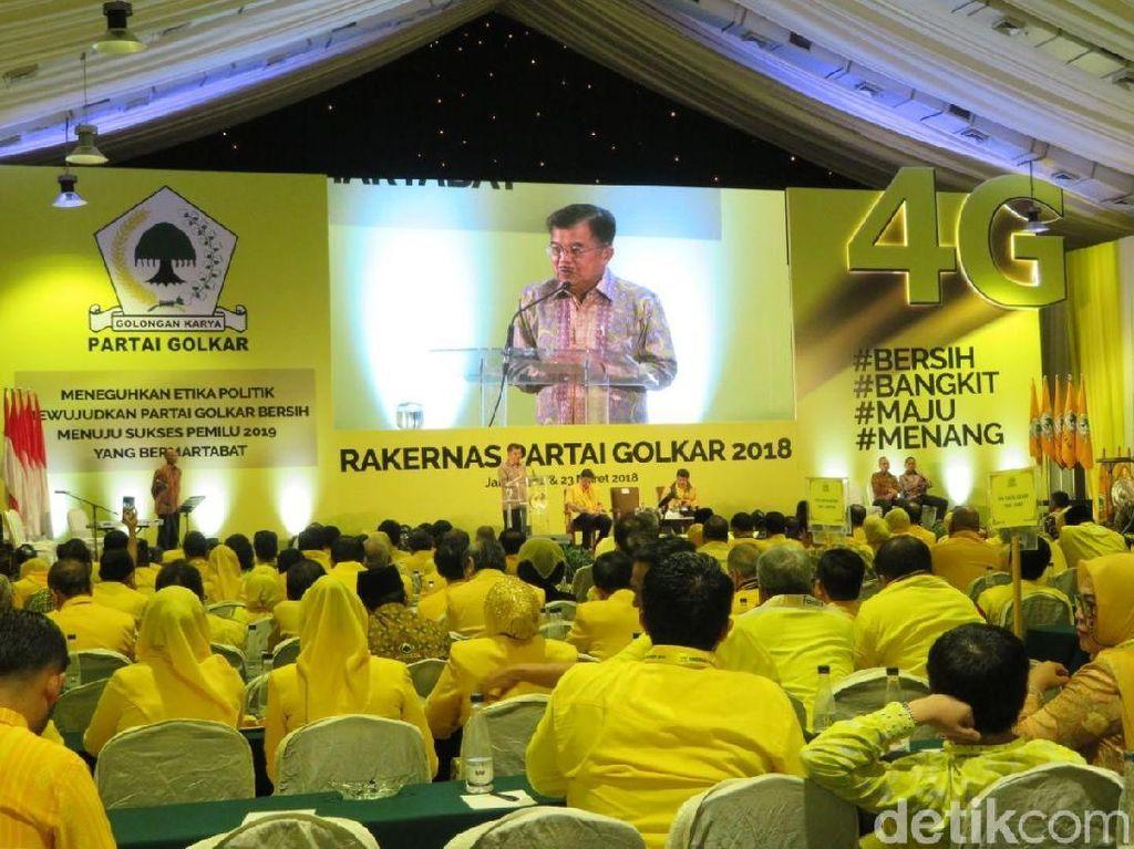 Selain Jual Jokowi, Golkar Disarankan Aktif Lahirkan Tokoh Baru
