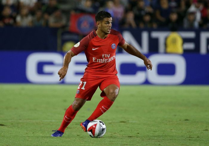 Hatem Ben Arfa. Pemain bengal ini musim lalu bermain untuk Rennes. Ia pun sukses membawa Les Rennais menjuarai Coupe de France dengan mengalahkan tim mega bintang Paris Saint Germain di final. (Jeff Gross/Getty Images)