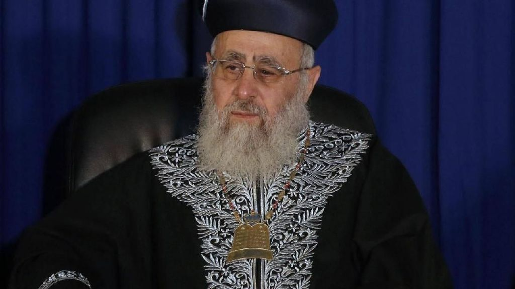 Sebut Orang Kulit Hitam Monyet, Rabbi Senior Israel Dikecam