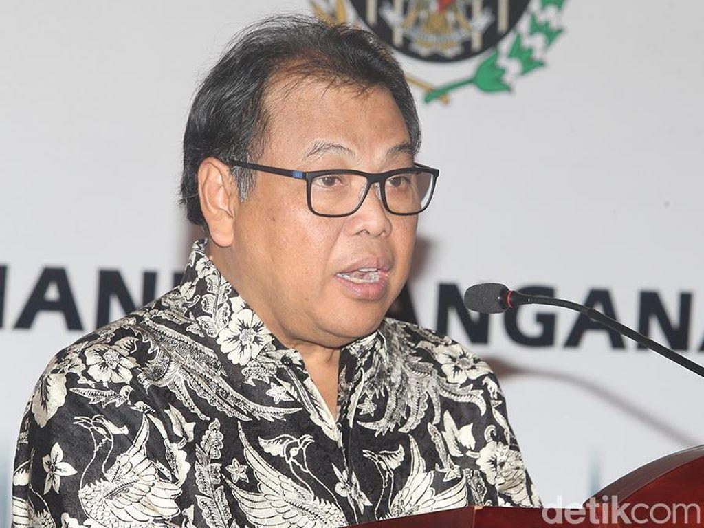 MK Minta Pimpinan KPK Perbaiki Judicial Review Revisi UU KPK