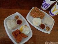 Ketika Nasi Uduk Berkolaborasi dengan Ayam Goreng McDonald's