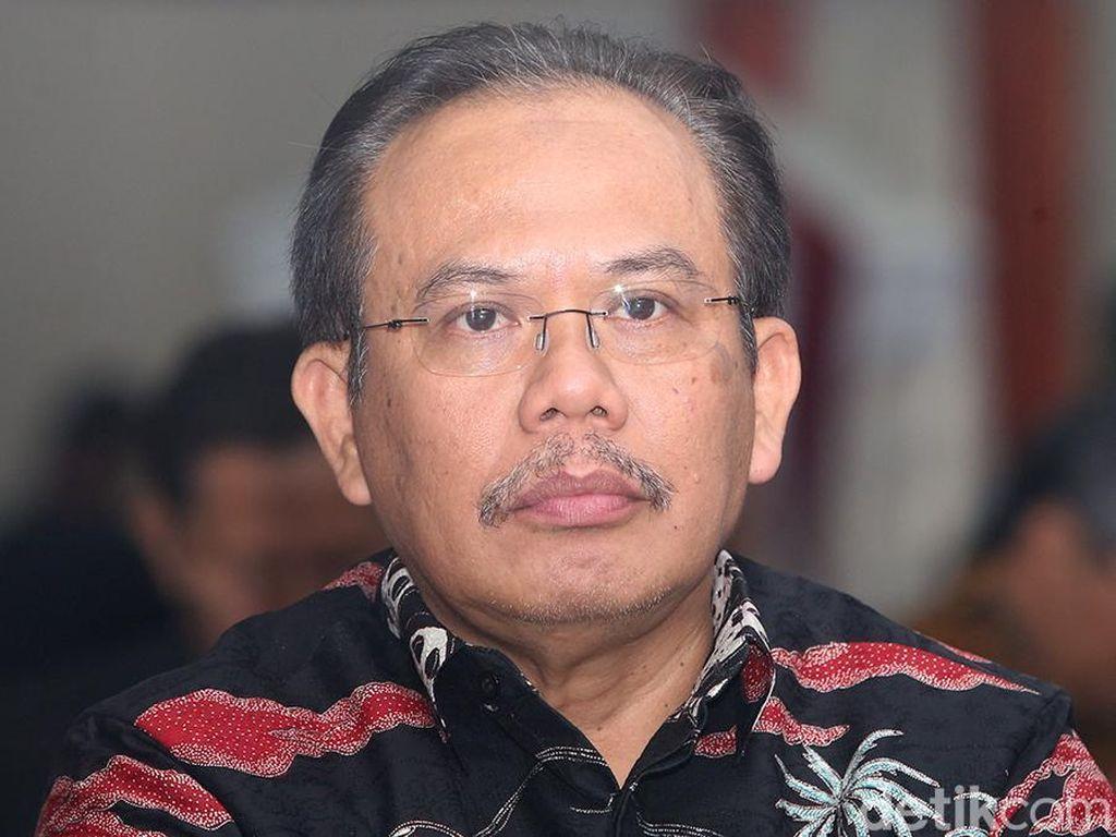Guru Besar Unhas Aswanto Jadi Wakil Ketua MK