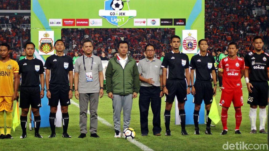 Liga 1 2018 Resmi Digelar