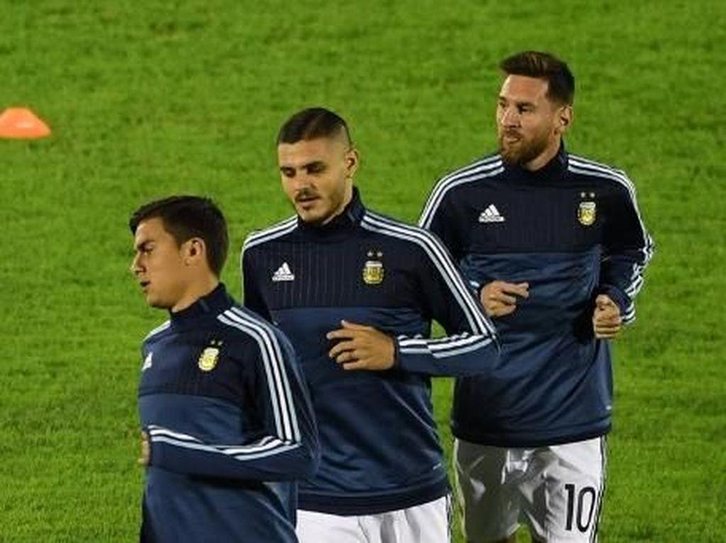 Membandingkan Icardi dengan Dybala, Aguero, dan Higuain
