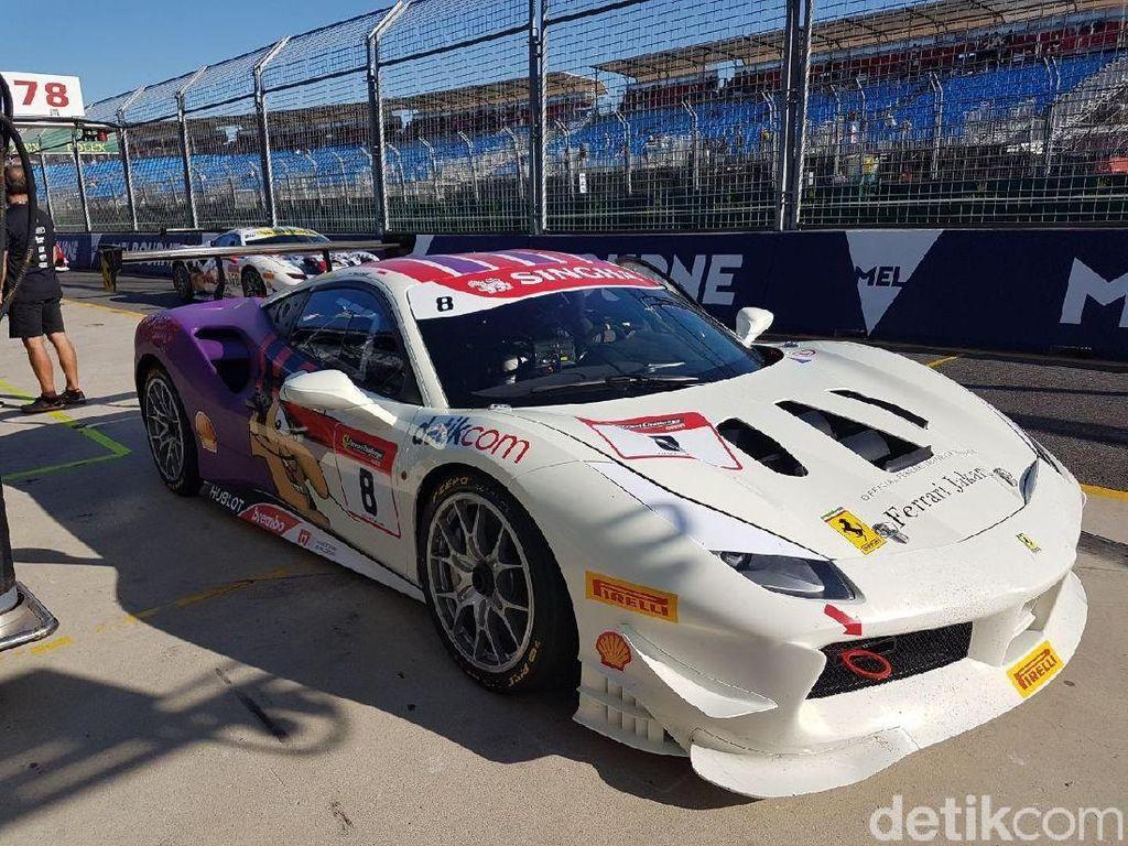 Perjuangan Pebalap RI Kibarkan Merah Putih di Sirkuit F1 Dimulai