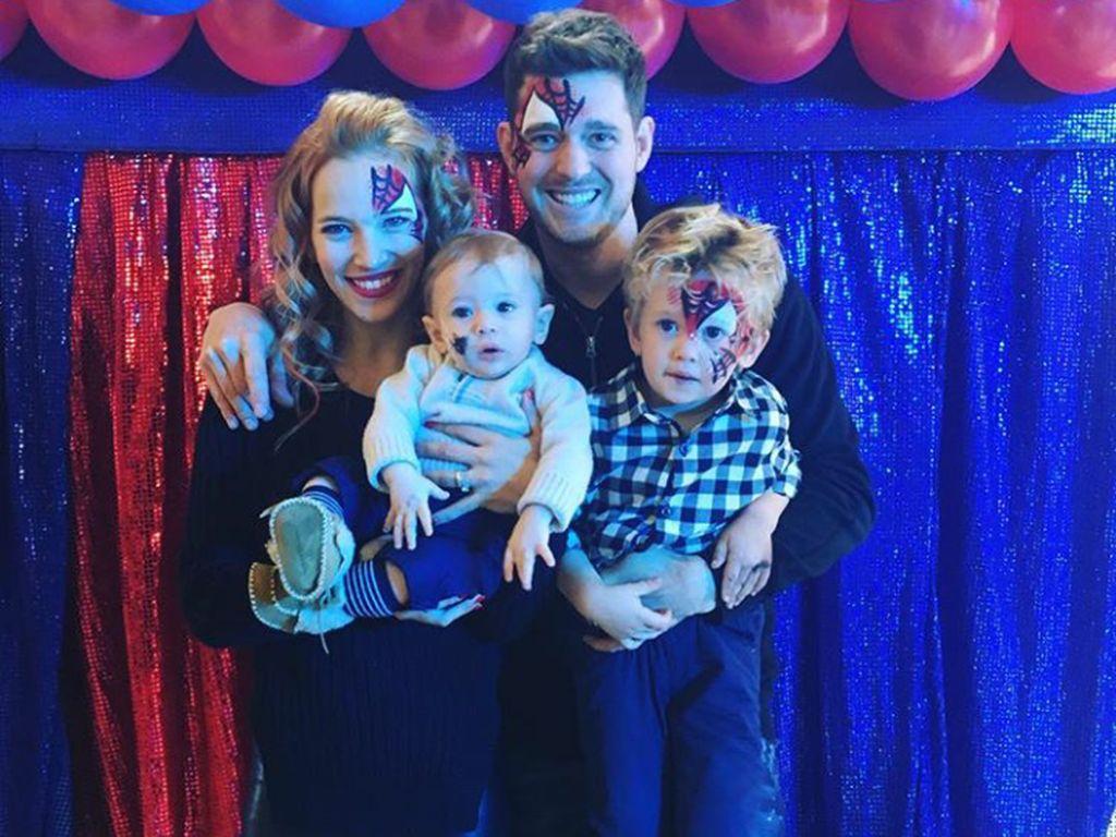 Anak Michael Buble Idap Kanker Hati, Ini Faktor Risikonya
