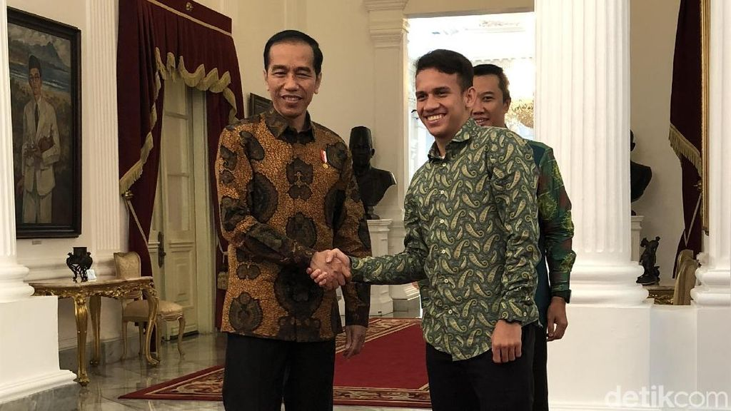 Presiden Jokowi ke Egy: Jangan Berhenti Belajar dan Jangan Sombong