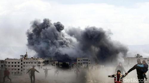 Tak Lekang Meski ISIS Menyerang