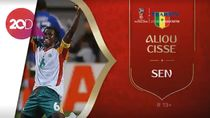 Throwback Debut Senegal di Piala Dunia 2002