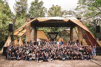 Cuma di Rock Adventure 2018 Kamu Bisa Nonton Konser Sambil Camping