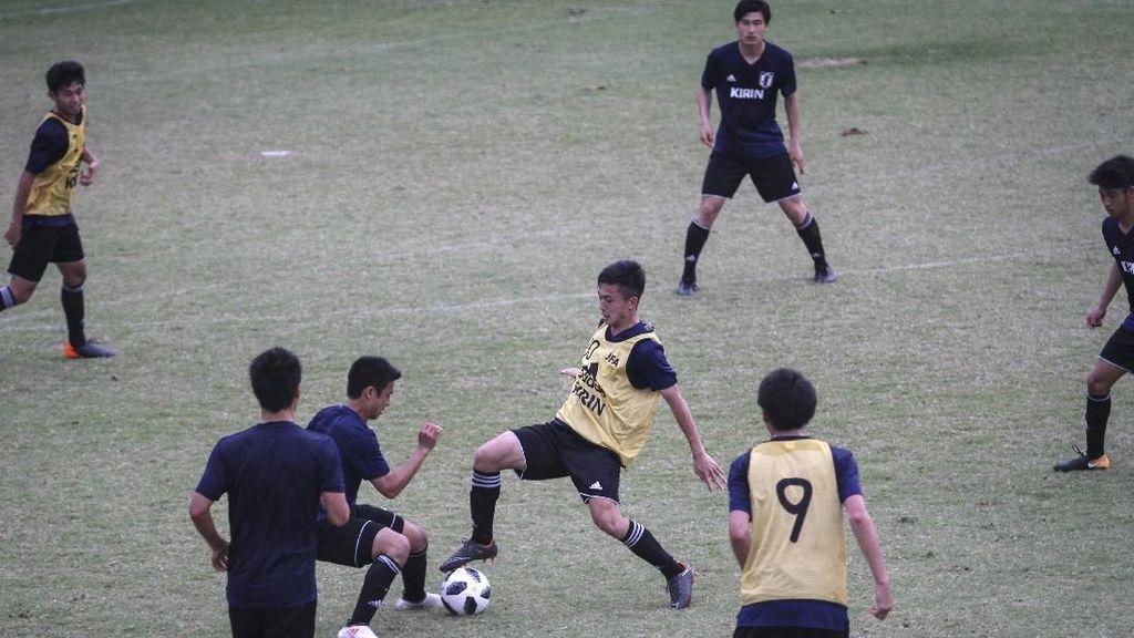 Selain Hadapi Indonesia, Timnas Jepang U-19 Juga Jajal Persika Karawang