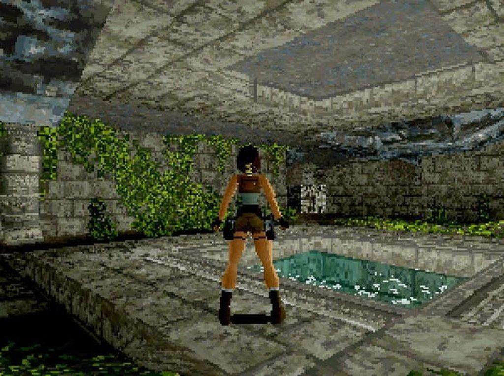 Proyek Remaster Game Tomb Raider 1-3 Gagal, Kenapa?