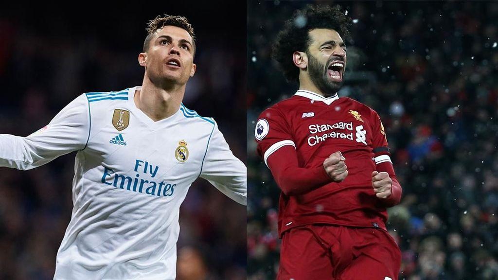 Adu Hebat Ronaldo vs Salah