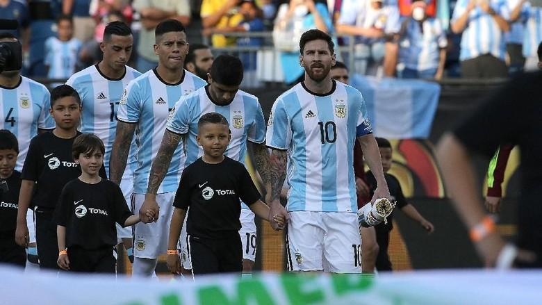 Sampaoli Sebut Argentina adalah Timnya Messi