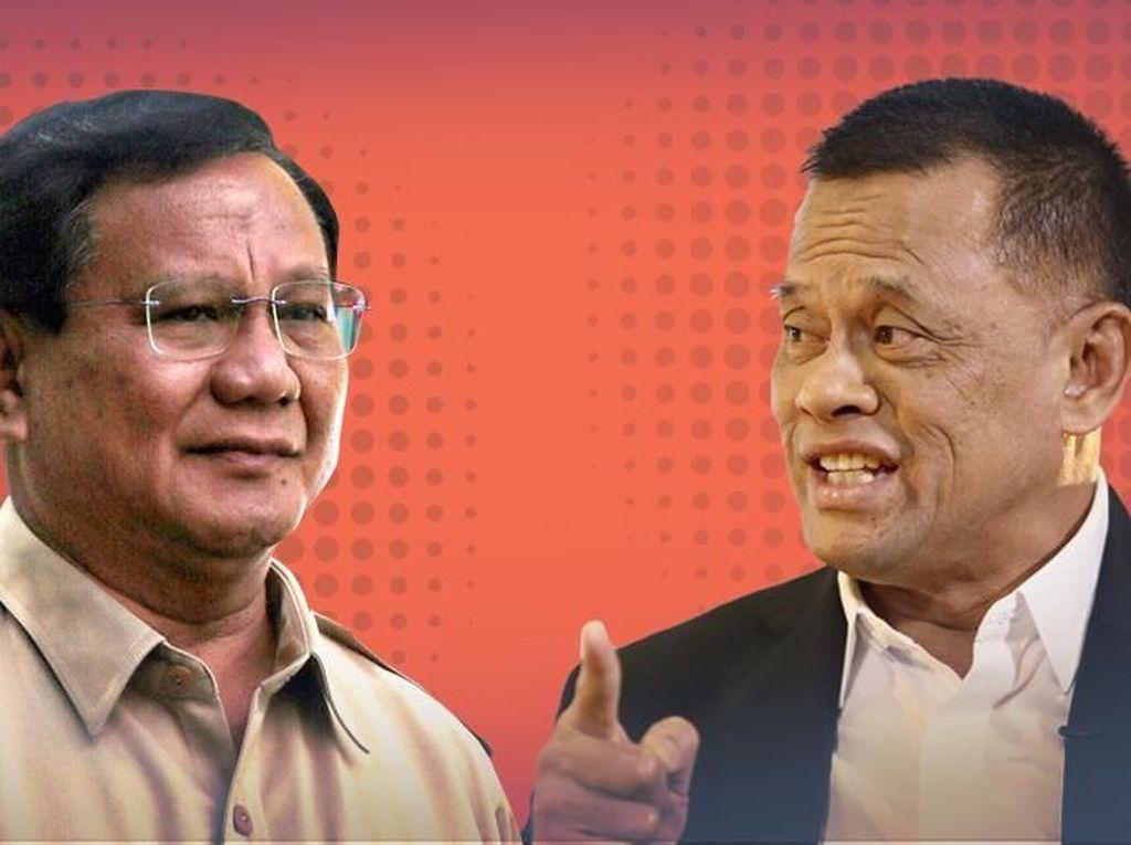 Pengamat: Prabowo Batal, Gerindra Berpeluang Capreskan Gatot
