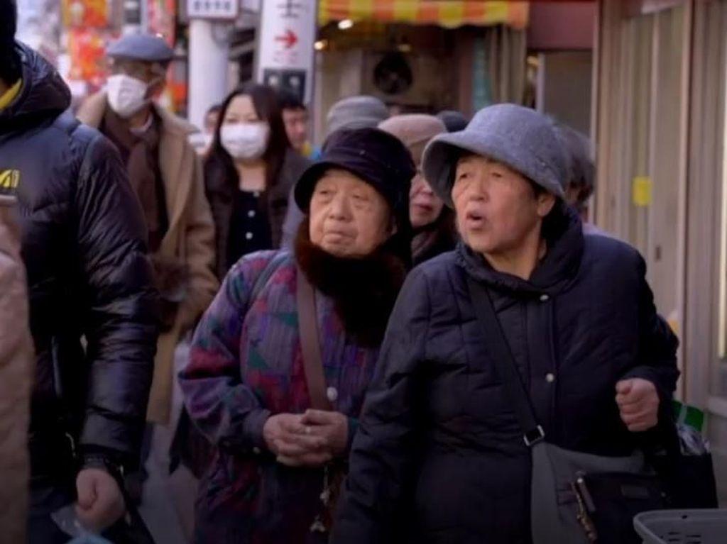Orang Jepang yang Panjang Umur, Ini Rahasianya