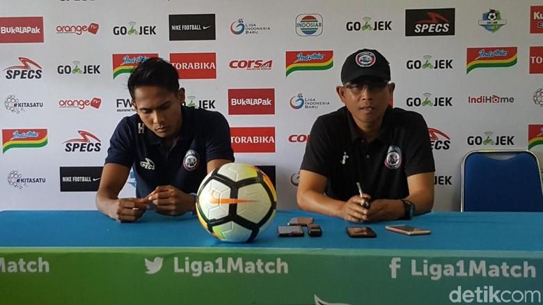 Didukung Tren Bagus atas Mitra Kukar, Arema FC Incar Start Positif