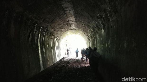 Terowongan Wilhelmina di Pangandaran