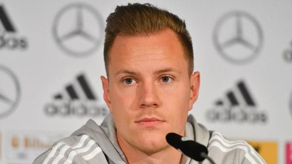 Kata Ter Stegen soal Potensi Jadi Kiper No.1 Jerman di Piala Dunia