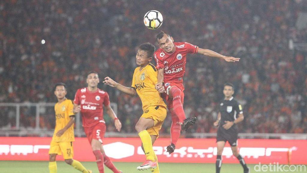 Hasil yang Cukup bagi Bhayangkara FC