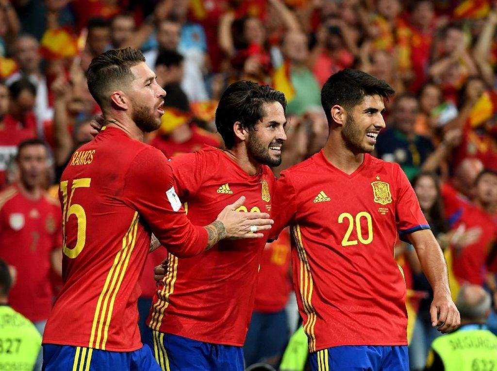 Pemain Timnas Spanyol Ditunggu Bonus Rp 13,5 Miliar Jika Juara Piala Dunia
