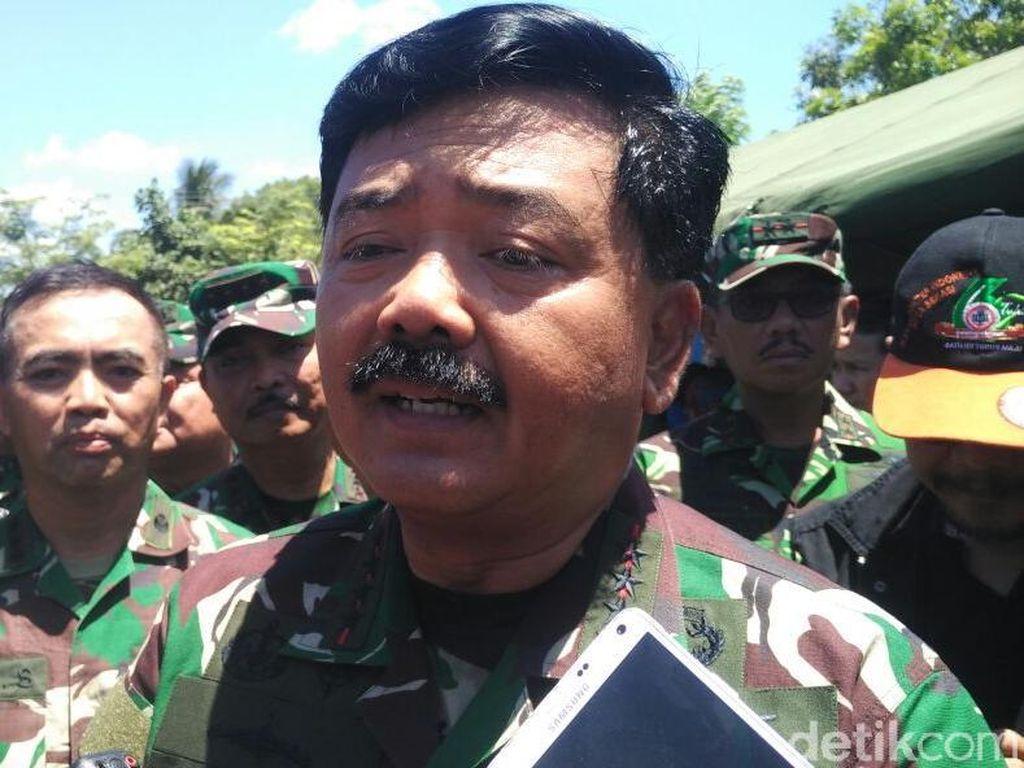 TNI Antisipasi Penyebaran Virus Corona di Perbatasan hingga Jalur Tikus