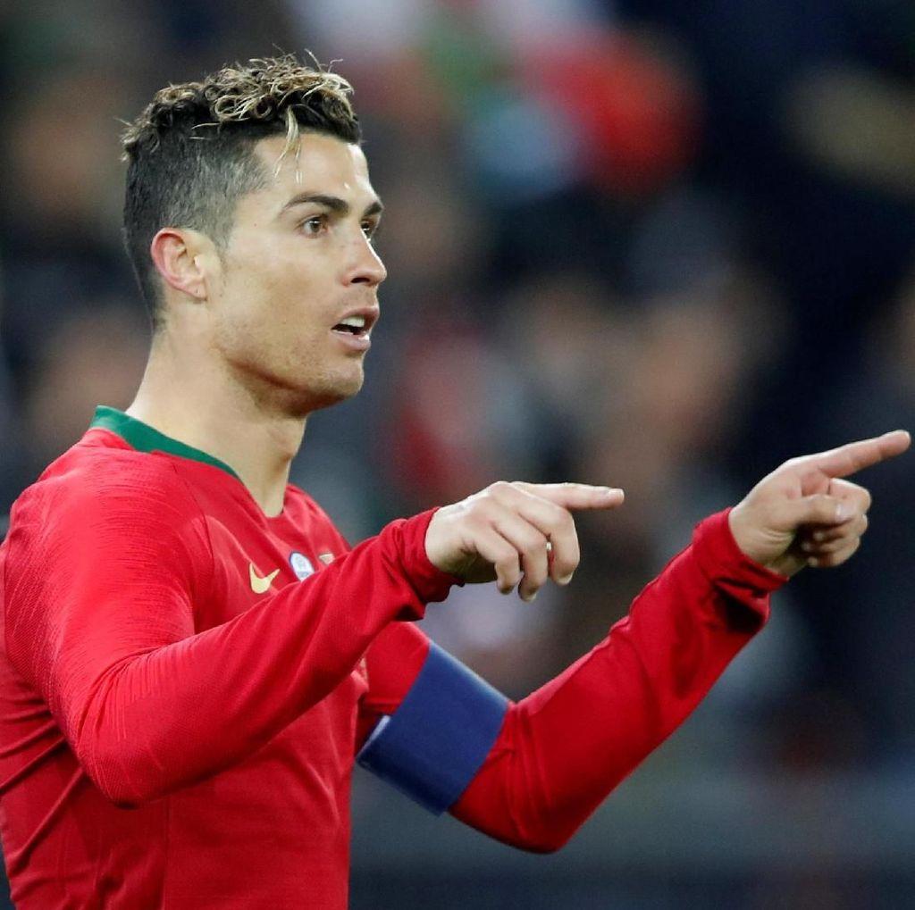 Ronaldo Sudah 81 Gol, Dekati Rekor Puskas