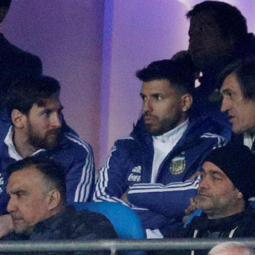 Ini Alasan Messi Absen Lawan Italia