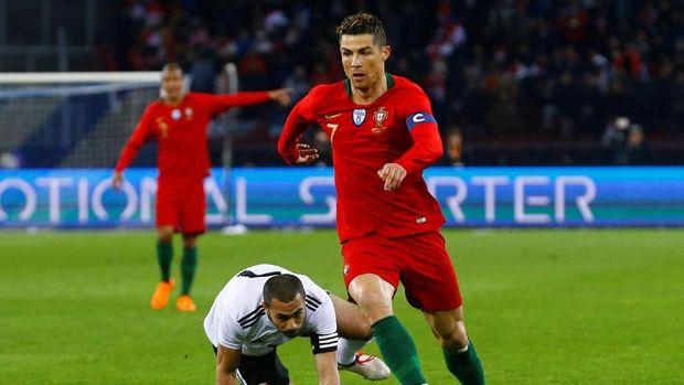 Cristiano Ronaldo akan tampil di Piala Dunia yang keempat bersama timnas Portugal.