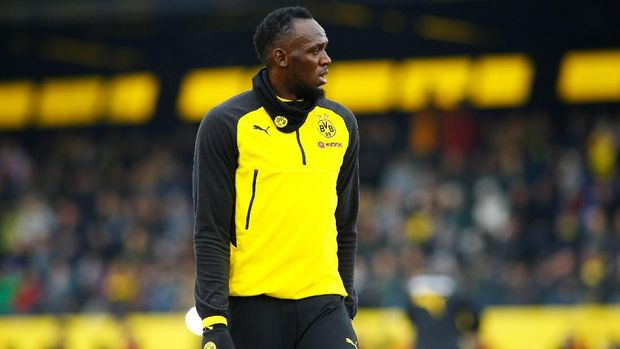 Usain Bolt Jagokan Siapa di Piala Dunia 2018?