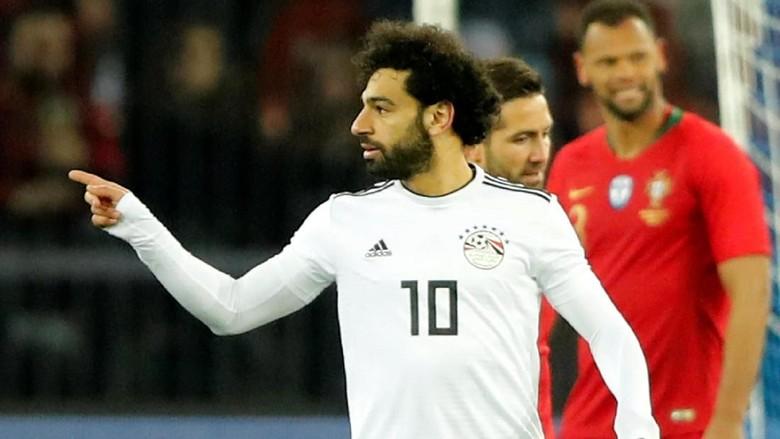 Wenger: Salah Akan Sulit Dihentikan di Piala Dunia