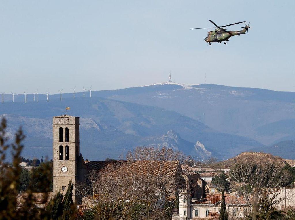 Sewa Helikopter Nanti Bisa Dipesan Lewat Online
