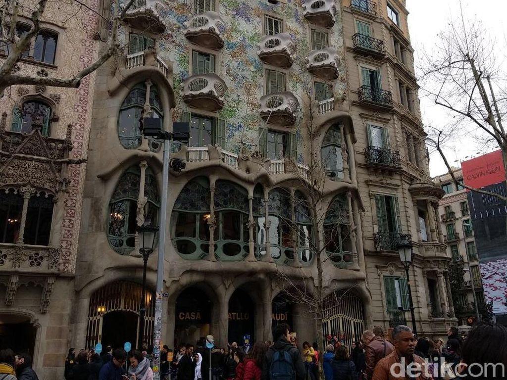 Foto: Ikon Barcelona Selain Messi dan Camp Nou