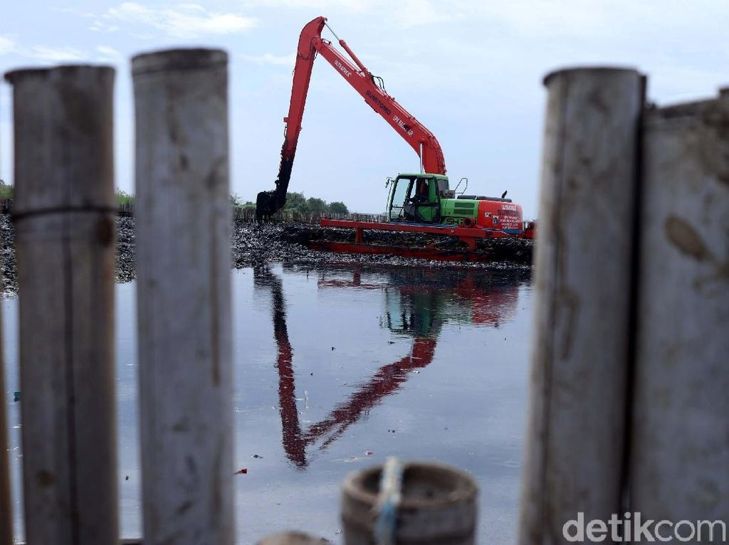 Kondisi Terkini Teluk Jakarta Pasca Sampah 116 Ton Diangkat